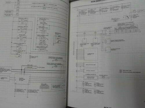 2006 Nissan Murano Service Reparatur Shop Manuell 4 Volume Fabrik OEM Look Große image 7