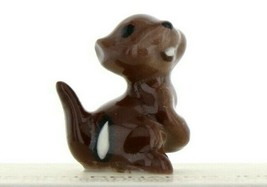 Hagen Renaker Miniature Chipmunk Squirrel Baby Miniature Figurine image 1