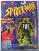Spider-Man The New Animated Series: Venom (1994) *Jaw Chomping Action / ... - $26.00