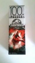 Jurassic World T-Rex Dinosaur Jigsaw Puzzle Tyrannosaurus  - $11.00