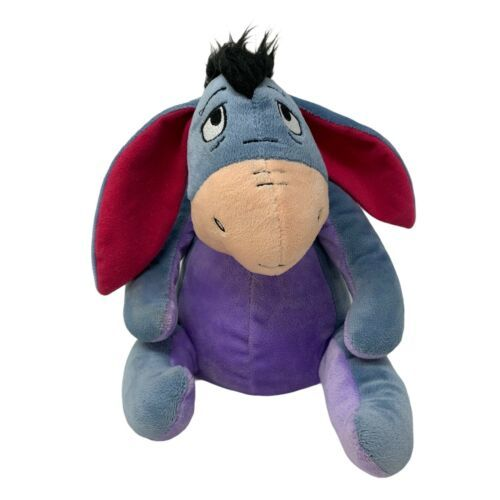"Kohls Cares Disney Eeyore Plush Soft Stuffed Animal Winnie the Pooh Friend 12"" - $12.00"