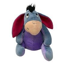 Kohls Cares Disney Eeyore Plush Soft Stuffed Animal Winnie the Pooh Frie... - $12.00