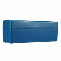 25x9x7cm Blue Storage Tool Box Case Holds 20 Individual Certified PCGS NGC ICG image 2