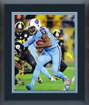Derrick Henry 2017 Tennessee Titans RB -11x14 Matted/Framed Photo - $42.95