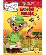 Disney Baby Einstein - Baby World Music (DVD, 2009) - $14.84