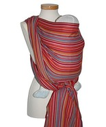 Storchenwiege Woven Cotton Baby Carrier Wrap 2.7, Lilly - $91.98