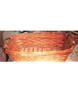 Basket - Large 17 Long X 7 wide  x 6 .5 Deep - $15.00
