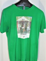 """Nike """"A bit of Independence. Again!"""" t-shirt Size XL Green - $19.80"""