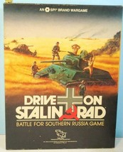 Drive on Stalingrad: Battle for Southern Russia TSR 1977 UNPUNCHED - $89.10