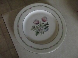 Theodore Haviland Garden Flower luncheon  plate 1 available - $6.29
