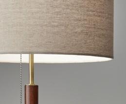 Adesso 3376-15 Hamilton Antique Design Table Lamp, Brass Finish - $68.99