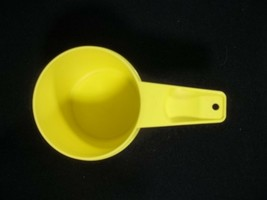 Tupperware Yellow Measuring 1 Cup Replacement Vintage - $6.88