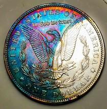 1893 P RAW  MORGAN SILVER DOLLAR . KEY DATE  515 - $367.50
