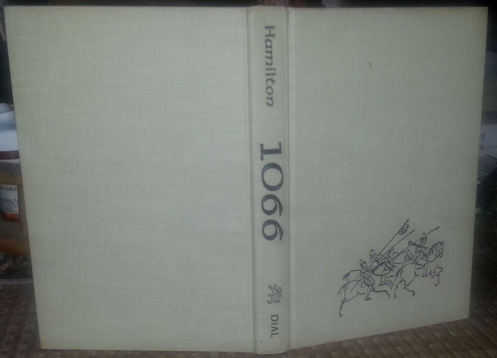 1066 by Franklin Hamilton 1964 HBDJ Anglo-Saxon England