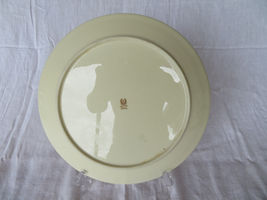 """Vintage LENOX Made In U.S.A. Special Plate motif 10""""1/2 Dia image 5"""