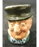"""Early Royal Doulton Character Jug *Mr. Micawber * 2 1/2"""" Tall * - $5.70"""