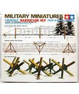 1/35 Barricade Set Kit No 3527 - $5.75