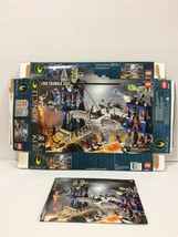 Lego 8893 Bionicle Playsets Lava Chamber Gate BOX and MANUAL ONLY! - $19.79