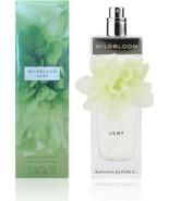 Banana Republic Wildbloom Vert 3.4oz EDT 100ml Eau de Parfum Spray SEALED - $64.23