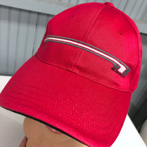 Old Navy Red Adjustable Baseball Hat Cap - $13.70