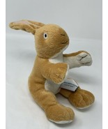 """Guess How Much I Love You Plush Nutbrown Hare 6"""" Sitting Rabbit Bunny So... - $6.49"""