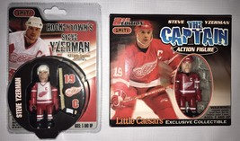 Steve Yzerman Wings NHL Hockey Smiti First & Second Edition Collectible ... - $29.99