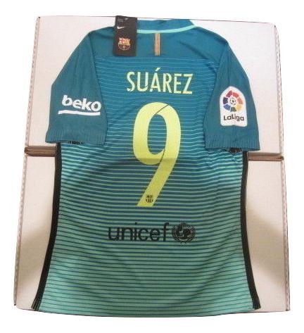 new products e8bb5 7bd37 Nike Luis Suarez FC Barcelona Vapor Match and 12 similar items