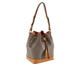 NWT Dooney & Bourke Claremont Large Drawstring Bag  - $225.00