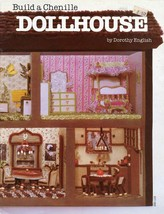 Build a Chenille Dollhouse Dorothy English Pattern Leaflet RARE - 30 Day... - $8.07