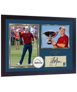 new JUSTIN ROSE RYDER CUP signed autograph GOLF photo printed Framed - $20.46