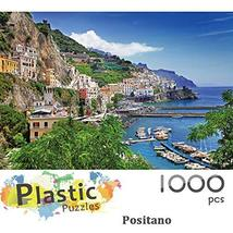 Ingooood - Jigsaw Puzzle 1000 Pieces- Positano- IG-0508- Entertainment Recyclabl image 11