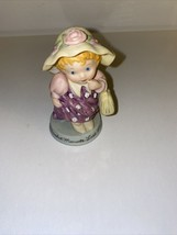 Avon Cherished Moments Last Forever - 1983 Mothers Day Porcelain Figurine - $8.90