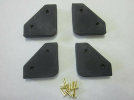 1954-1956 International Harvester R Model Big Truck  Hood Corners set - $39.70