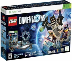 New XBox 360 LEGO Dimensions Starter Pack - $34.99