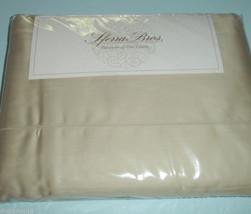 Sferra ELYSE King Sheet Set TAUPE Egyptian Cotton Sateen 300 TC Italy NEW - $275.90
