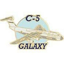 Usaf C-5 Galaxy Pin New!!! - $7.91
