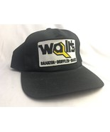 Wolts Radiator Muffler Brakes Modine Hat Cap Snapback Black Patch Auto - $24.70