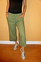 Tommy Hilfiger Women's Dana Fit Cropped Pants size 8 EUC - $15.83
