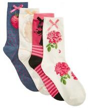 DISNEY Assorted PRINCESSES Womens Socks 4 Pack 4 Pairs - NWT - $9.47