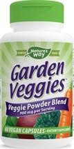 Nature's Way Garden Veggies, 60 Vcaps - £11.02 GBP