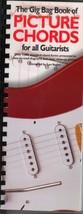 The Gig Bag Book of Picture Chords [Plastic Comb] Leonard Vogler - $12.82