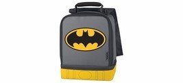 THERMOS Dual Compartment Lunch Box with CapeBatman - $18.63