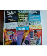 Harcourt Science Readers Level Grades 1-3 Lot of 14 Various Topics - $27.89
