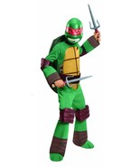 Teenage Mutant Ninja Turtles RAPHAEL Deluxe Costume - Boy's Medium NEW - $19.94