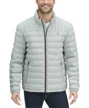 Tommy Hilfiger Men's Ultra Loft Packable Puffer Jacket Heather Grey image 1