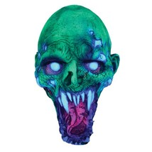 Morris Costumes 1115NBS UV Schell Shocked Latex Mask - One Size - $45.21