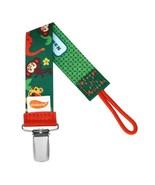 Bananabutt Pacifier Clip - Ulubulu - Personalized Monkey Binky Clip with... - $7.99