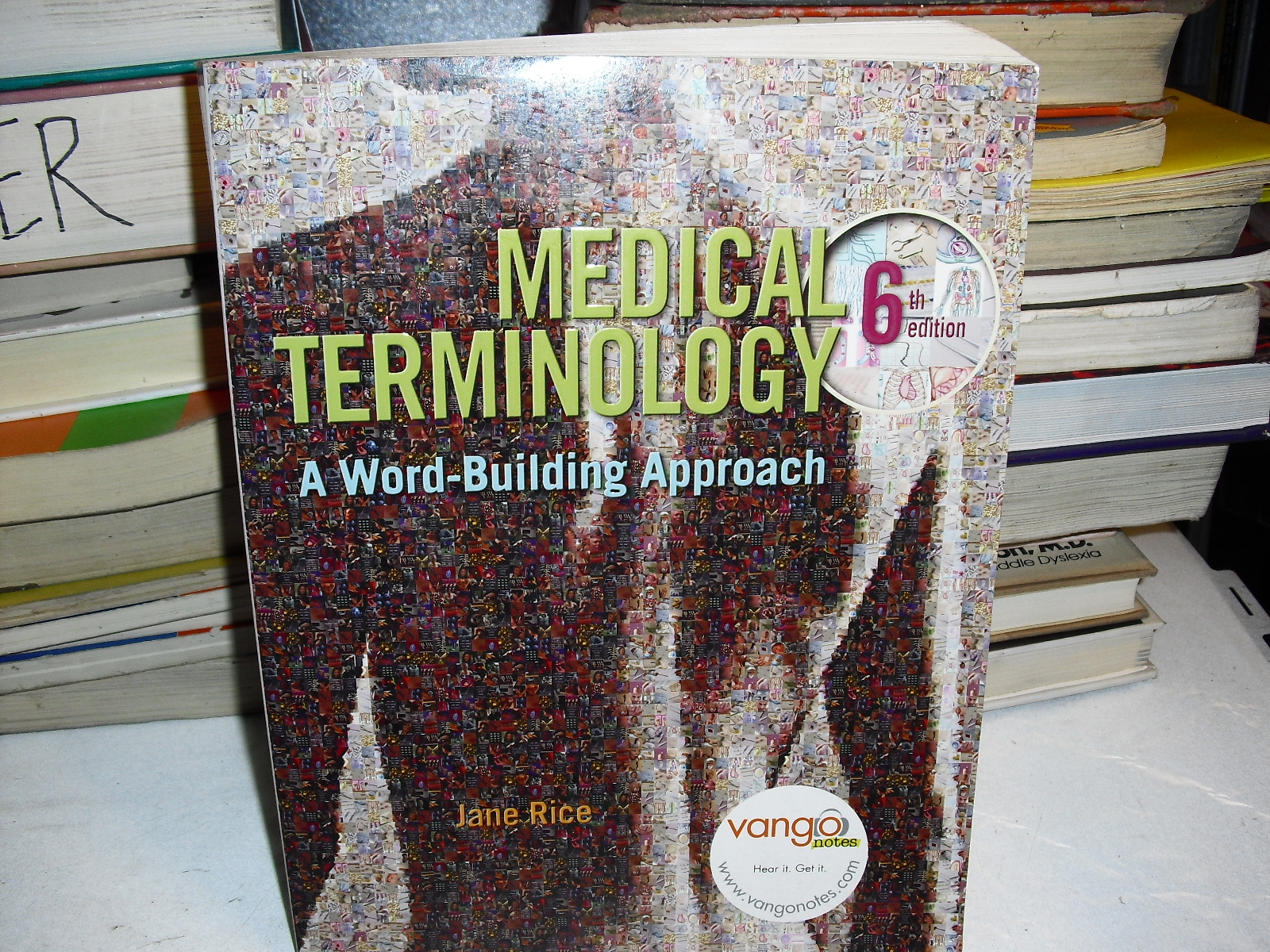medical terminology  6 th  edition