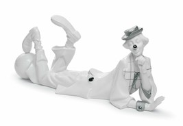 Lladro Porcelain Retired 01007094 Clown (Re-Deco) New in Box 7094 - $540.70