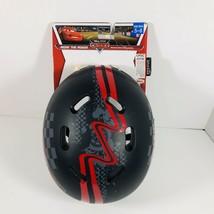 Bell Disney Cars Ridin' Roads Lightning McQueen Bike Bicycle Helmet Age 5-8 New - $14.92